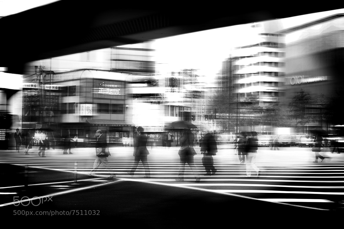 Photograph in a hurry by Mitsuru Moriguchi on 500px