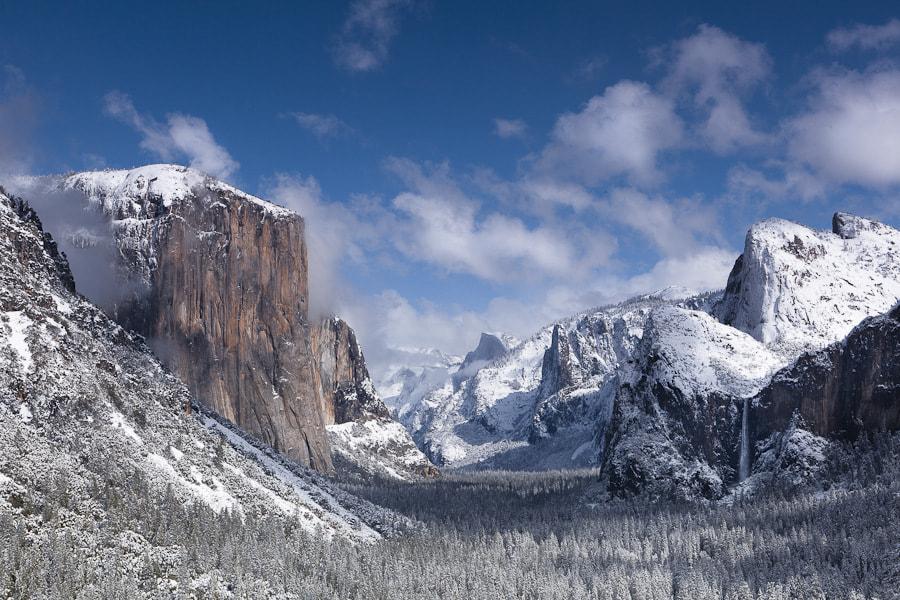 Yosemite. Perfect.