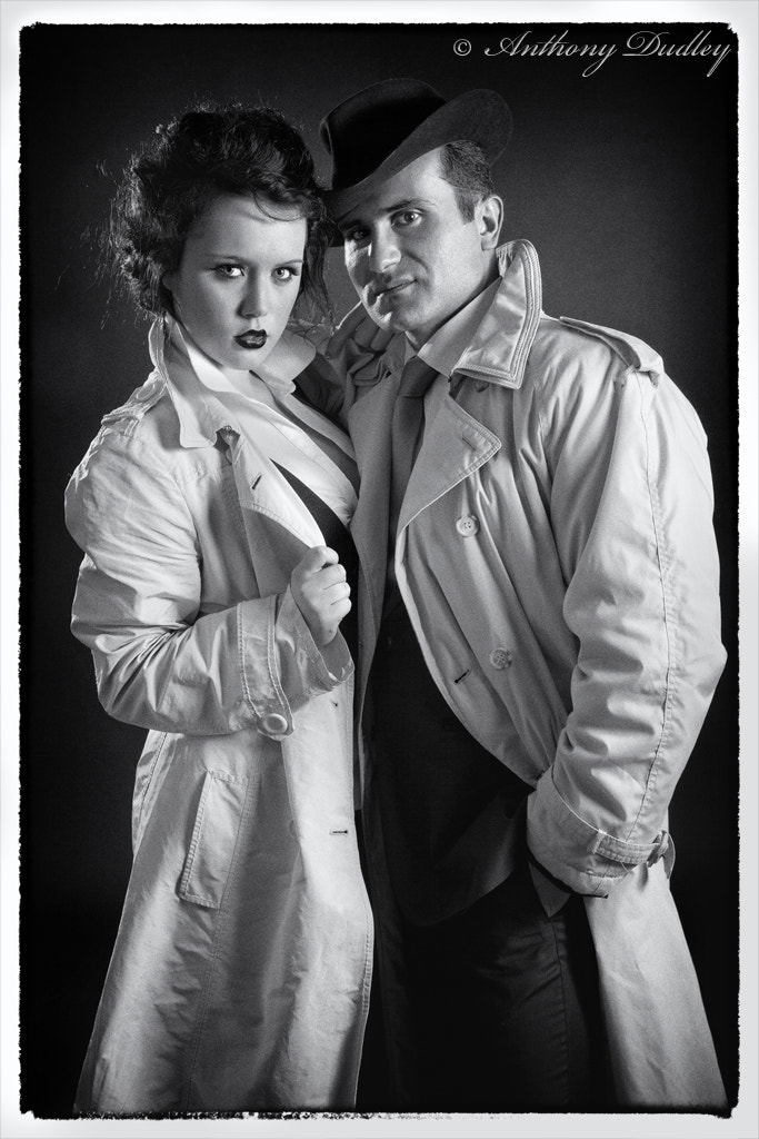 Photograph Film Noir 2 by Anthony Dudley on 500px