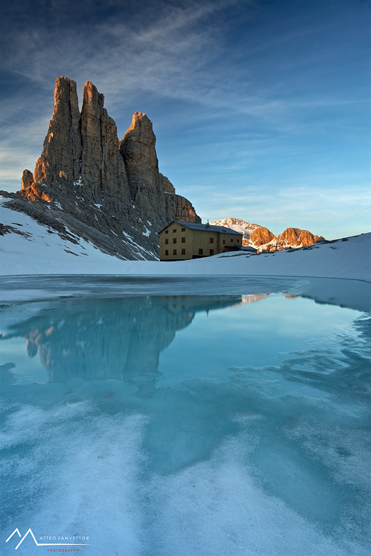 Photograph Ultra Vajolet by Matteo Zanvettor on 500px