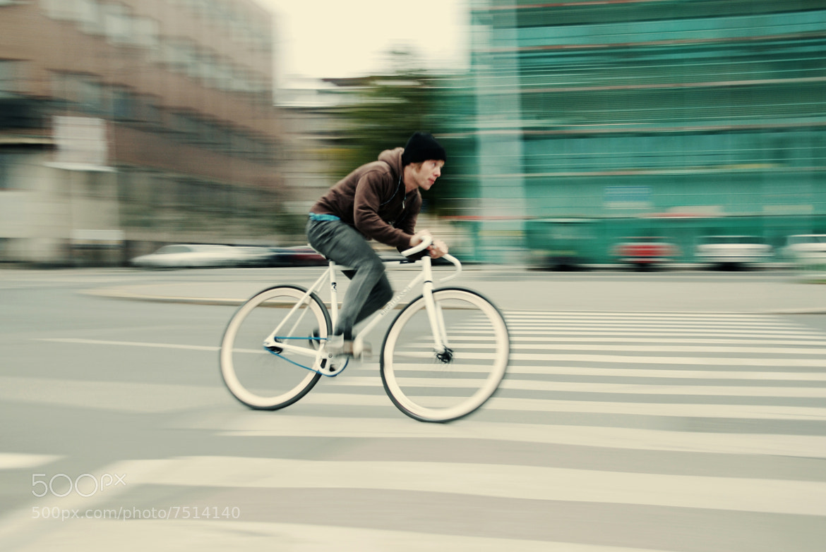Photograph fixie by Petr Hricko on 500px