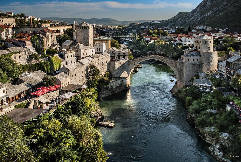 Photograph Stari Most (Mostar, Bosnia herzegovina) by Domingo Leiva on 500px