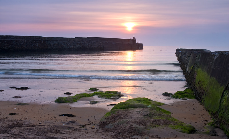 Photograph St Andrews Sunrise by Nick Bell on 500px