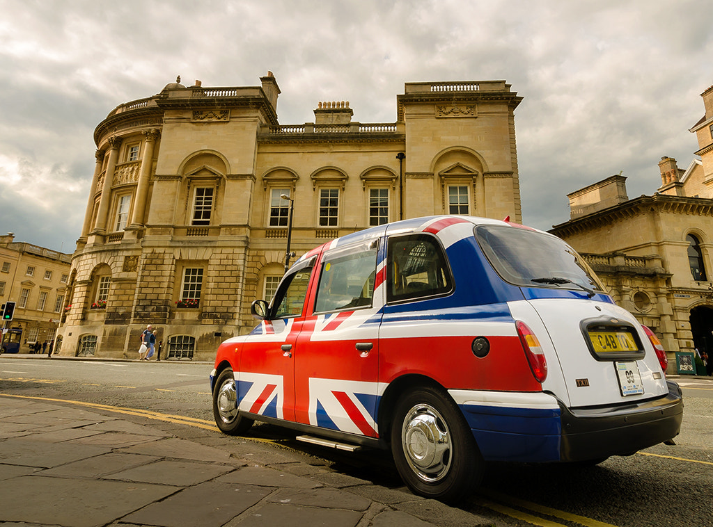 Photograph Very English Taxi by Maurizio Natali on 500px