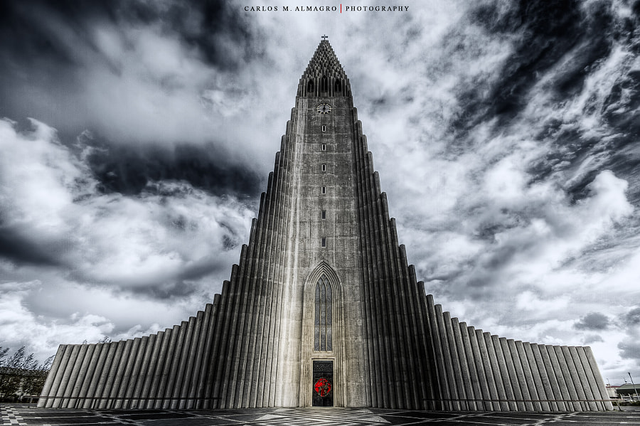 Photograph Hallgrímskirkja by Carlos M. Almagro  on 500px