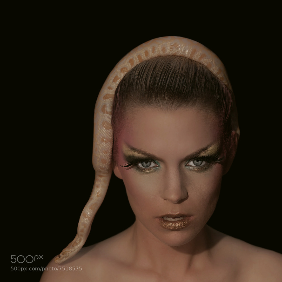 Photograph Snake by Doc Maowi on 500px