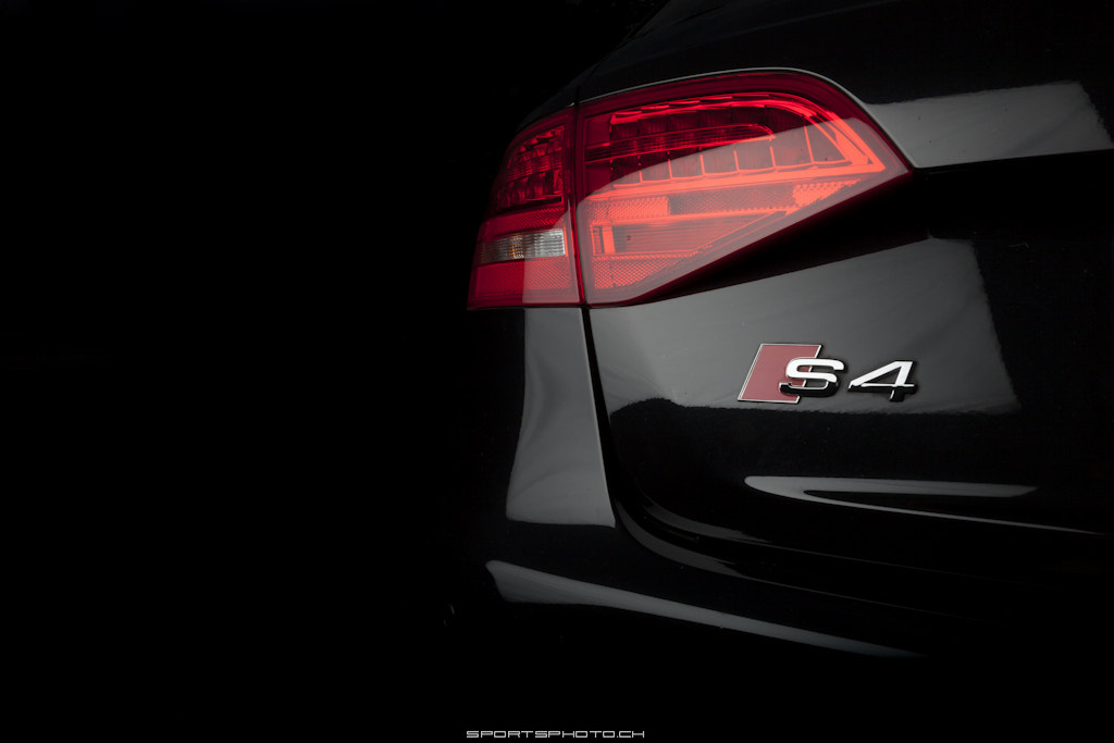 Photograph 2011 Audi S4. 333HP, 3.0 liters by Markus Seidel on 500px