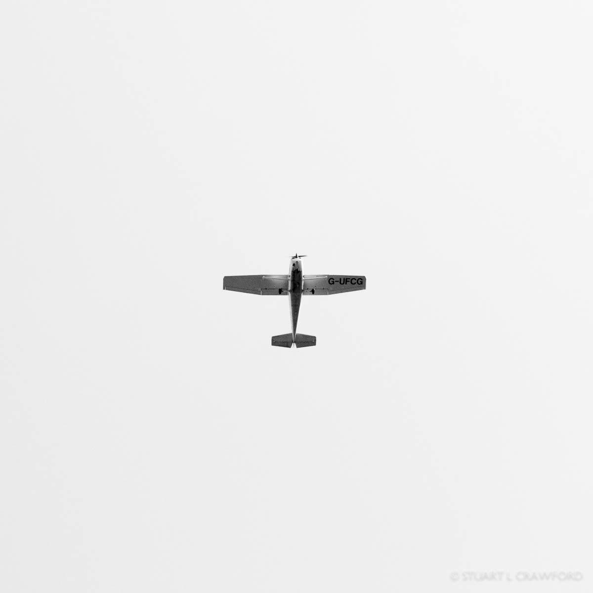 Photograph Plane by Stuart Crawford on 500px
