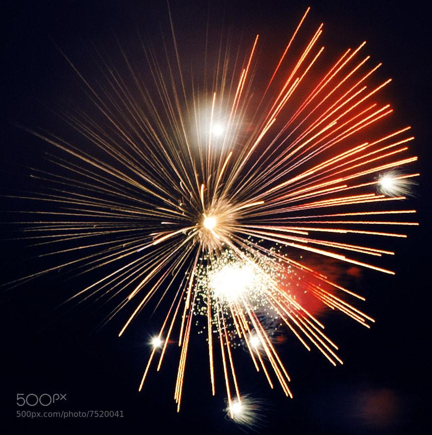 Photograph firework by Sergey Timakov on 500px