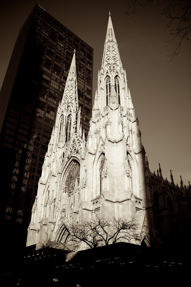 Photograph St Patrick's Church New York by Ben Hudson on 500px