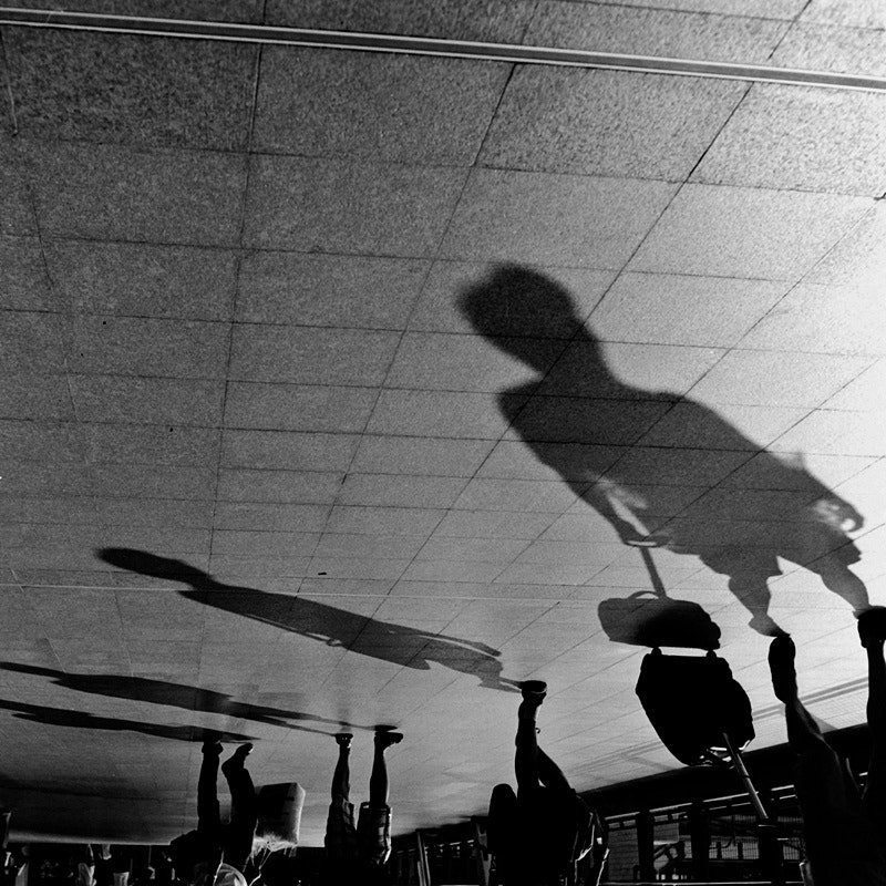 Photograph shadow...journey by Note Pattarachet on 500px