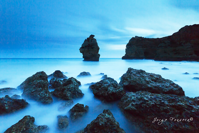 Photograph Charming blue ocean by Jorge Fonseca on 500px