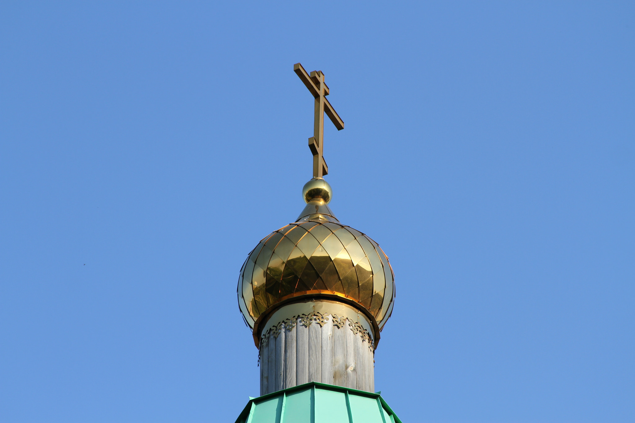 Photograph church dome by Pavel Baharev on 500px