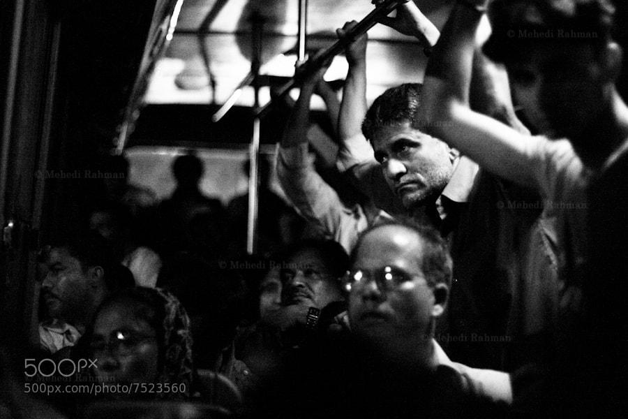 Photograph Stuck in traffic jam by Mehedi Rahman on 500px