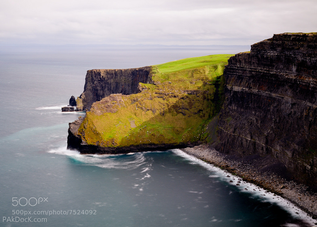 Photograph Cliffs of Moher, Ireland by PAkDocK .com on 500px