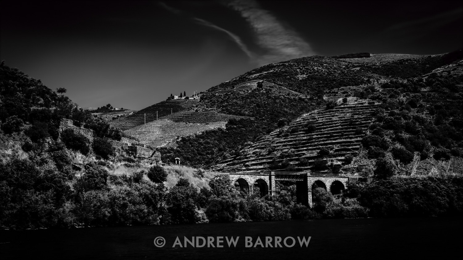 Photograph The Bridge Beside the Douro by Andrew Barrow ARPS on 500px