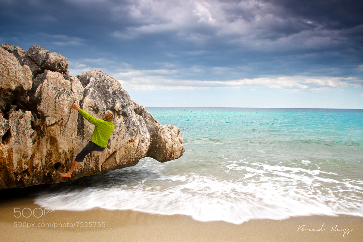 Photograph Sardinian Boulder Session by Brad Hays on 500px