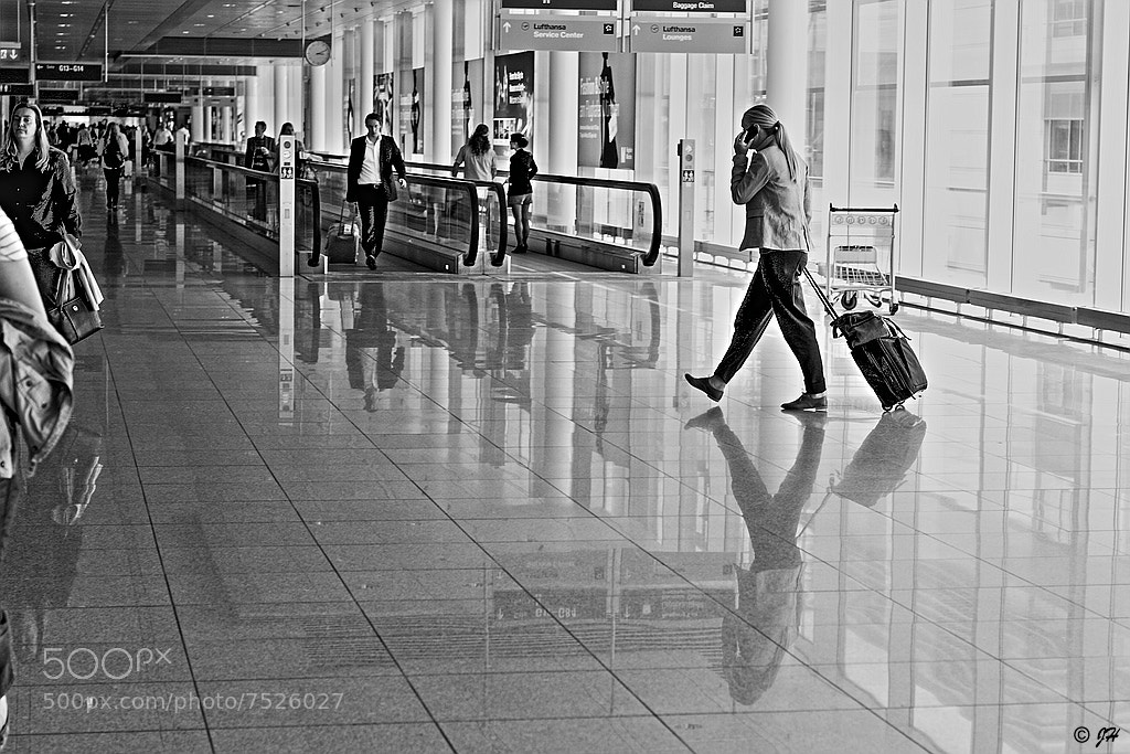 Photograph Airport by Jörg H. on 500px