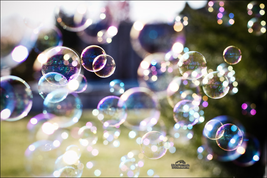 Photograph Bubbles by Tanya R. on 500px