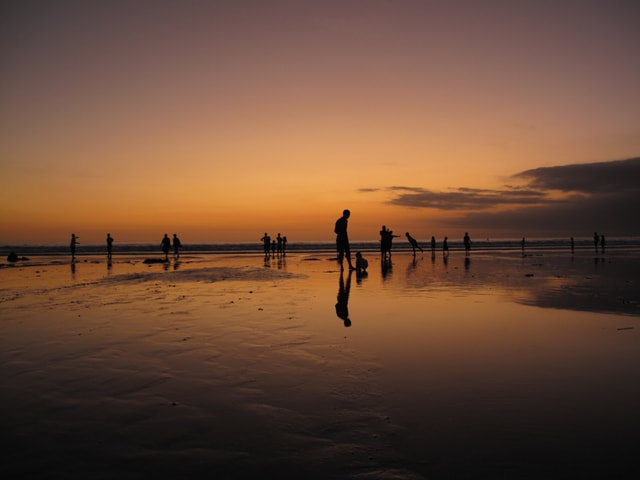 Photograph Kuta Sunset by Charlie ism on 500px