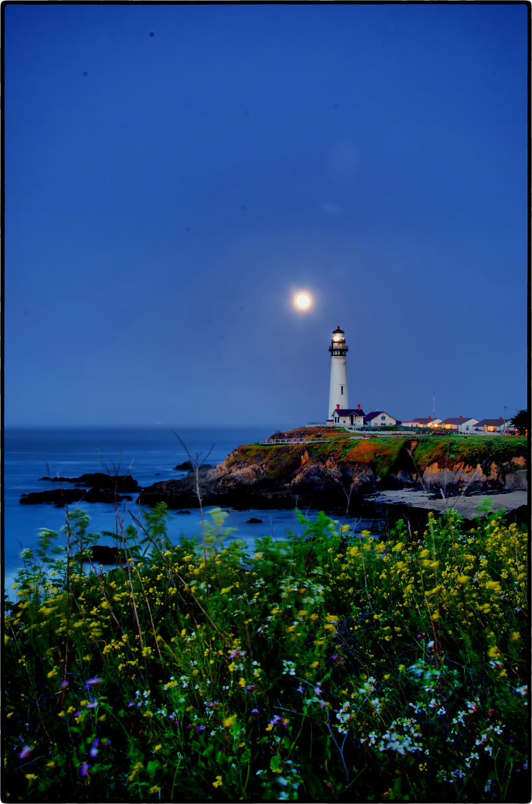 Photograph Pigeon Point Lighthouse by Koti Nava on 500px