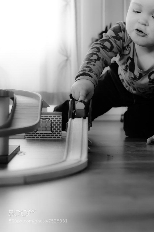 Photograph Chu Chu Train by Kolbein Svensson on 500px