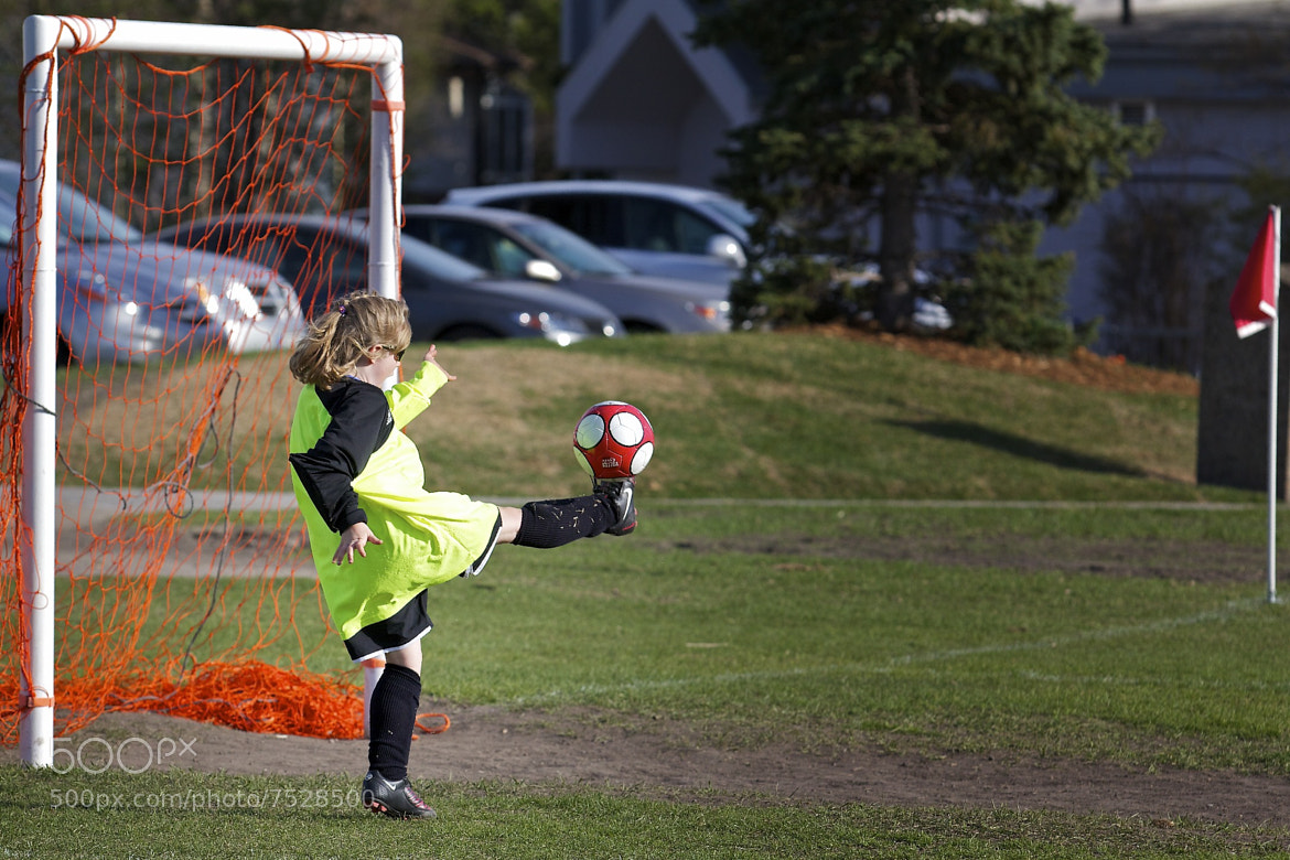 Photograph Kick it like Beckham by Florian Rudolph on 500px