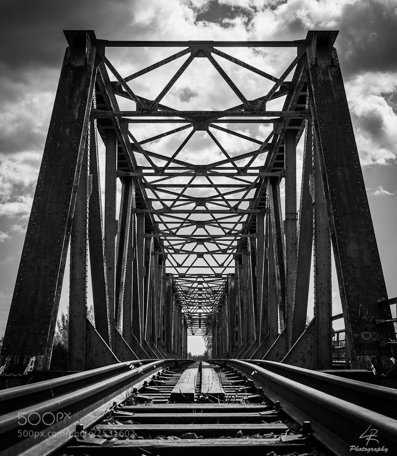 Photograph Railroad by Leo Rantala on 500px