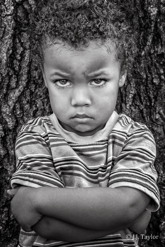 Photograph Angry Boy by J.J. Taylor on 500px