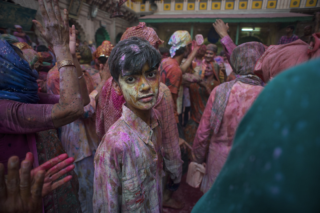 Photograph part 2  18-20   A Face In the Crowd by Blindman shooting on 500px