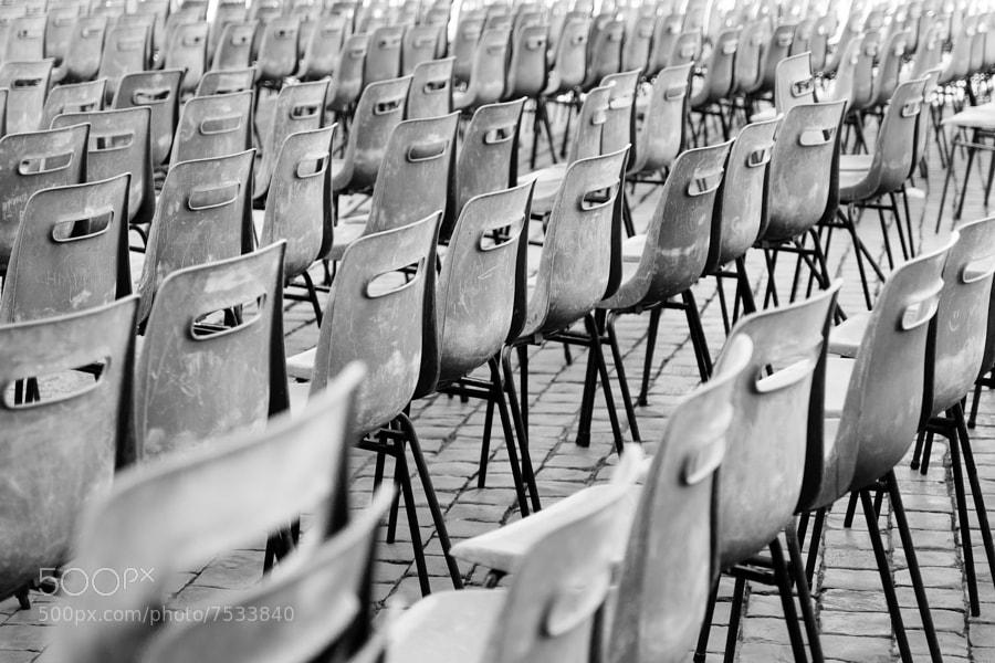 Chairs by Mirko Sobotta (efmukel) on 500px.com