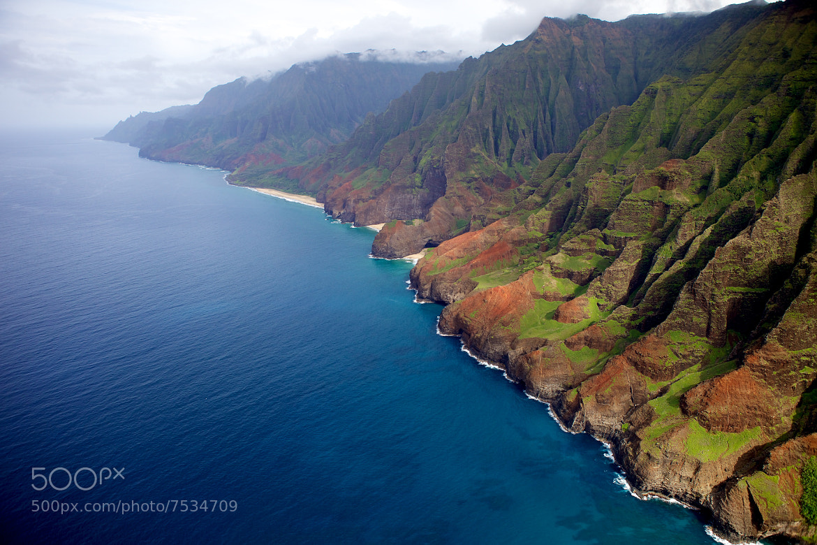Photograph Napali Coast by Michael Jurewitz on 500px