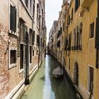 Wohnkanal in Venedig