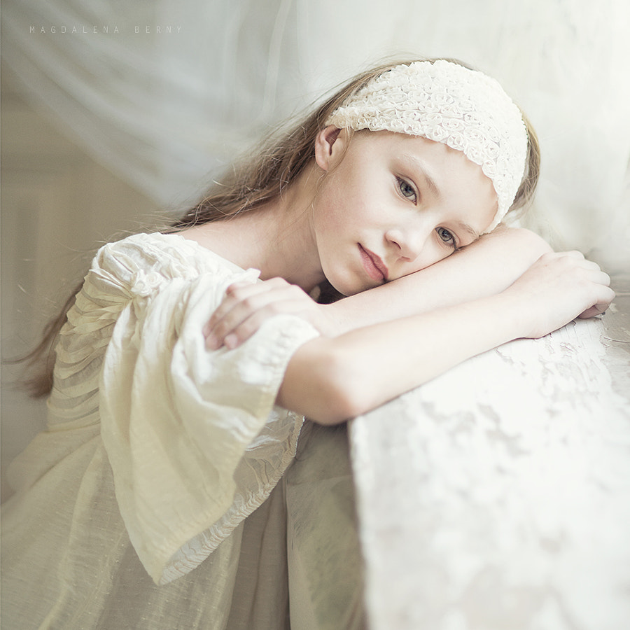 Photograph Julia by Magdalena Berny on 500px