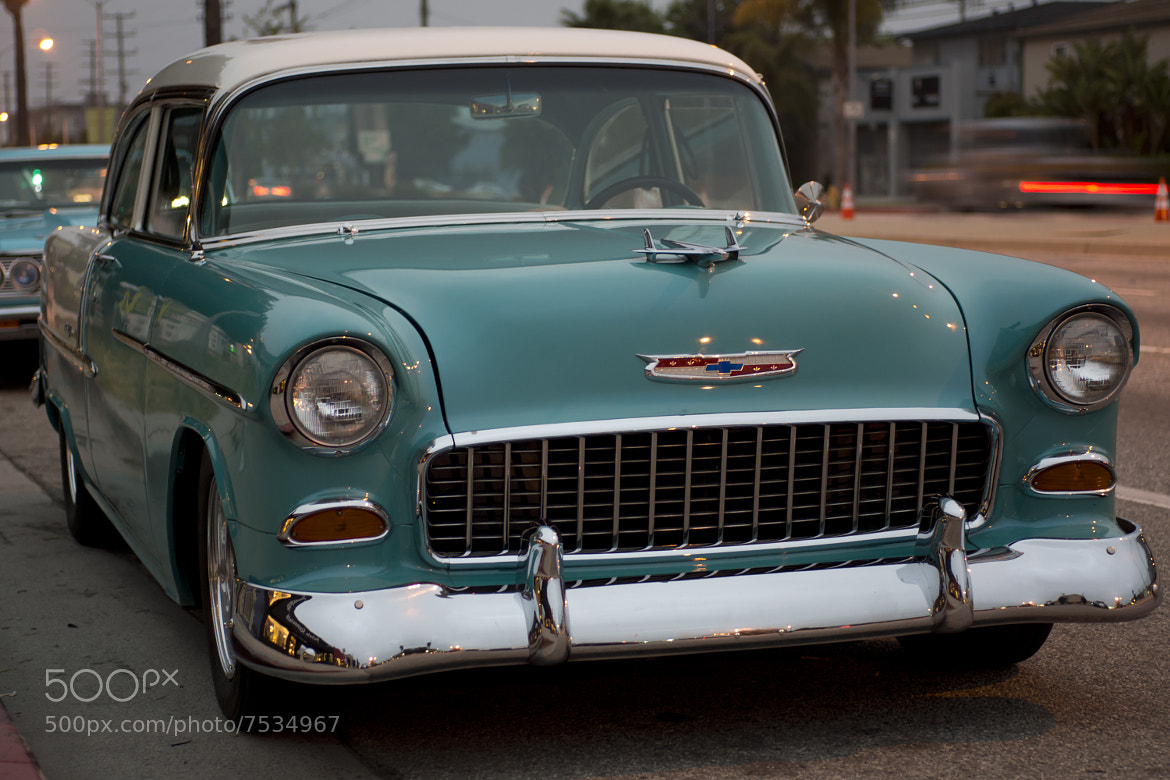 Photograph Classic Chevy by Orville Griffiths on 500px
