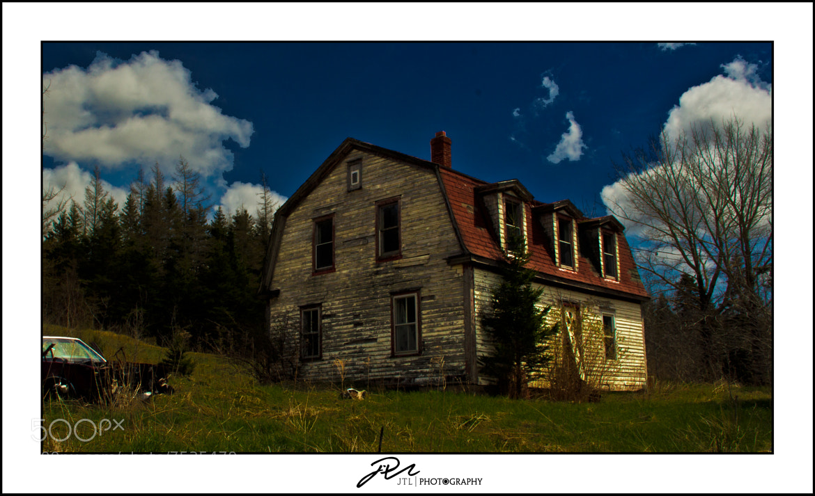 Photograph Deserted by Jamie LeBlanc on 500px
