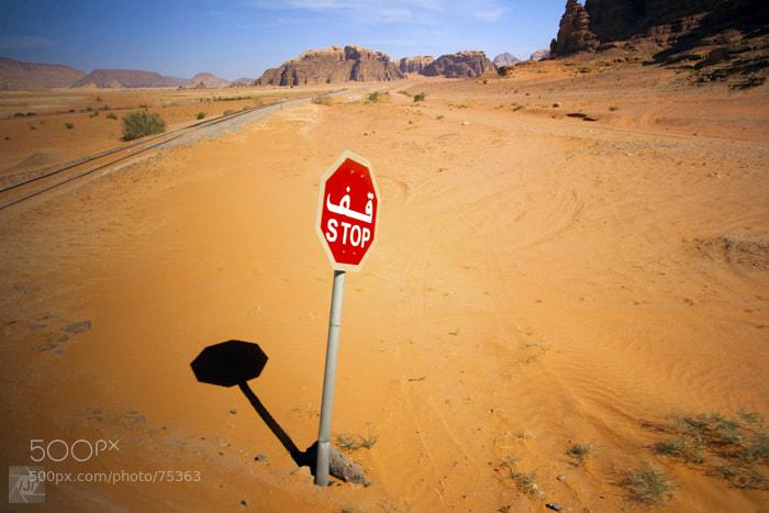 Photograph STOP by Jimmy Álvarez on 500px