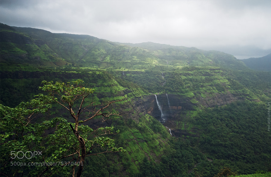 Photograph Rajmachi Monsoons by Amit Sharma on 500px
