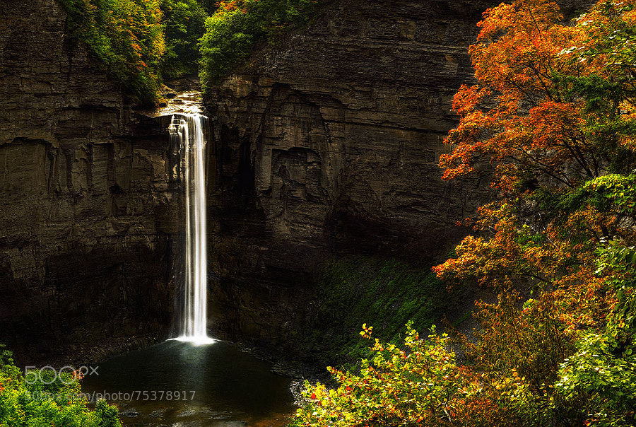 Photograph Taughannock Falls by Vikas Garg on 500px