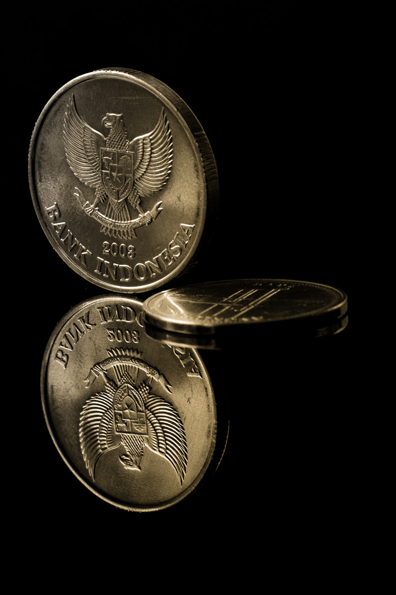 Photograph Coins by Haryo Suryo on 500px