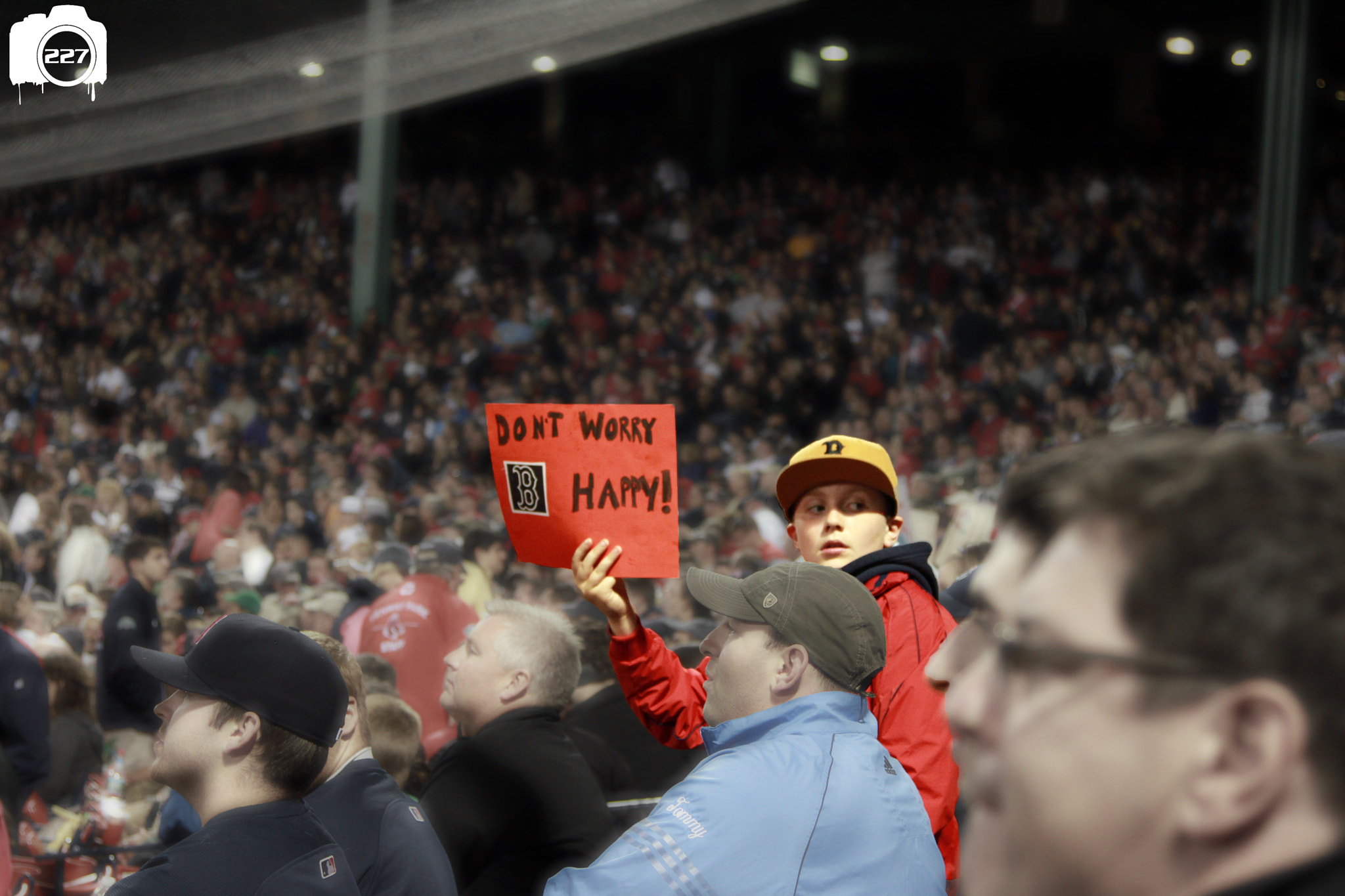Photograph Boston Red Sox by 227 Photo on 500px