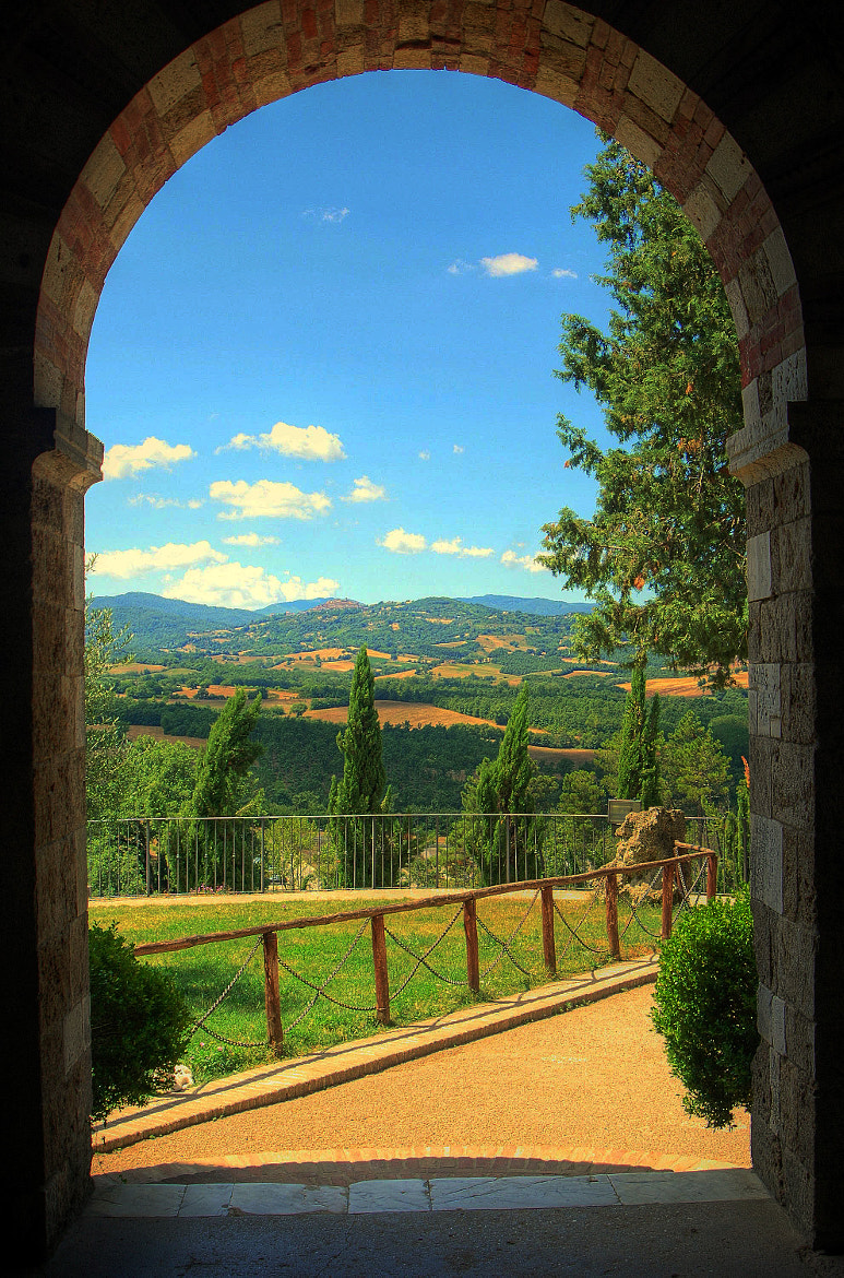 Photograph The door on the Nature by Giacomo Signorino on 500px
