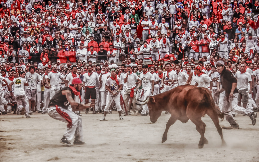Photograph San Fermin by Craig Adams on 500px