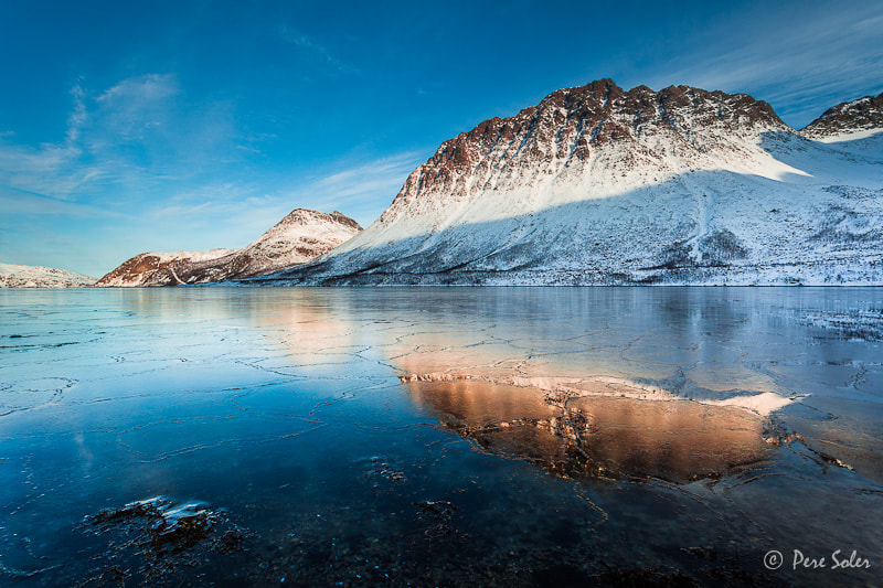 Photograph Landscape on ice by Pere Soler on 500px