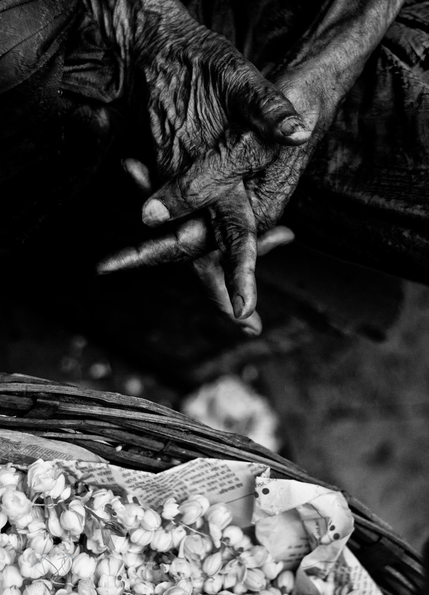 Photograph Century old Hand by Harshit  Thaker on 500px
