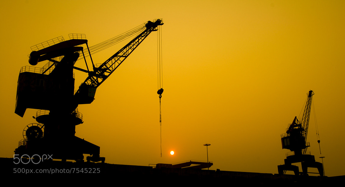 Photograph Changsha Port by 左 峰(zuofeng) on 500px