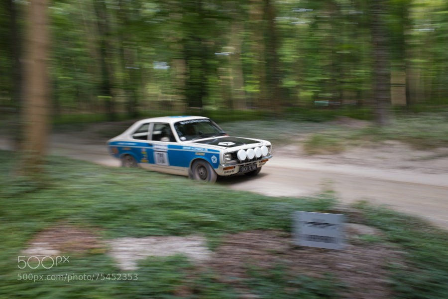 Photograph Rallying from the 70s - Chrysler Avenger by Mike Griggs on 500px
