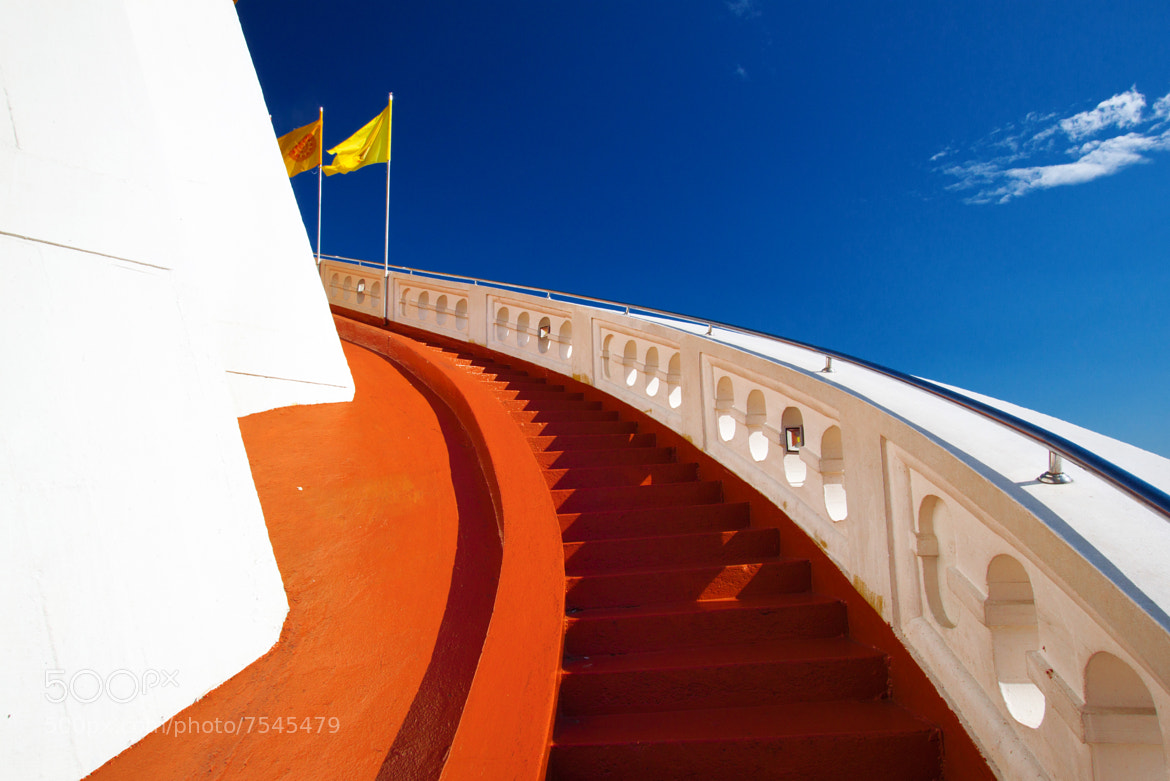 Photograph Stairway to heaven by Thiwan Chowanadisai on 500px