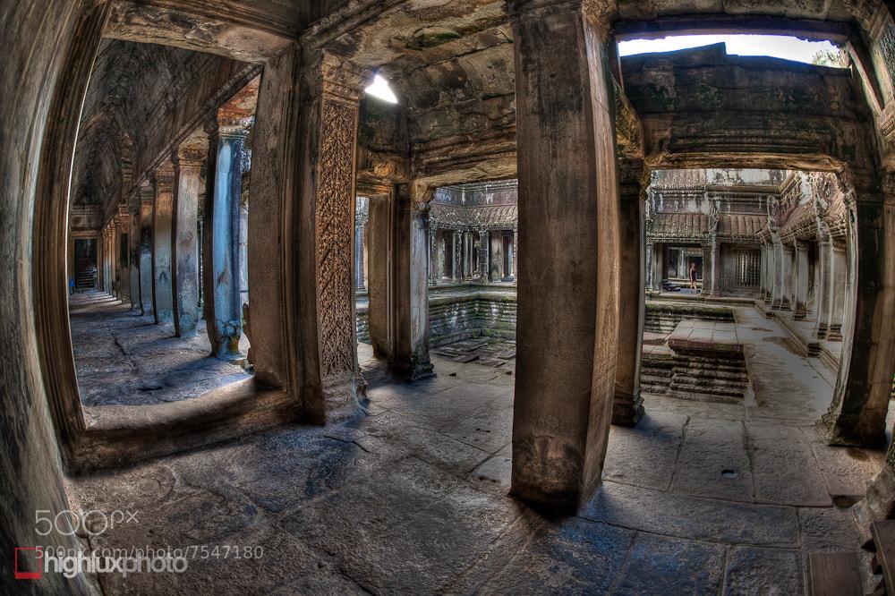 Photograph Angkor Wat, Cambodia by Mark Watson on 500px