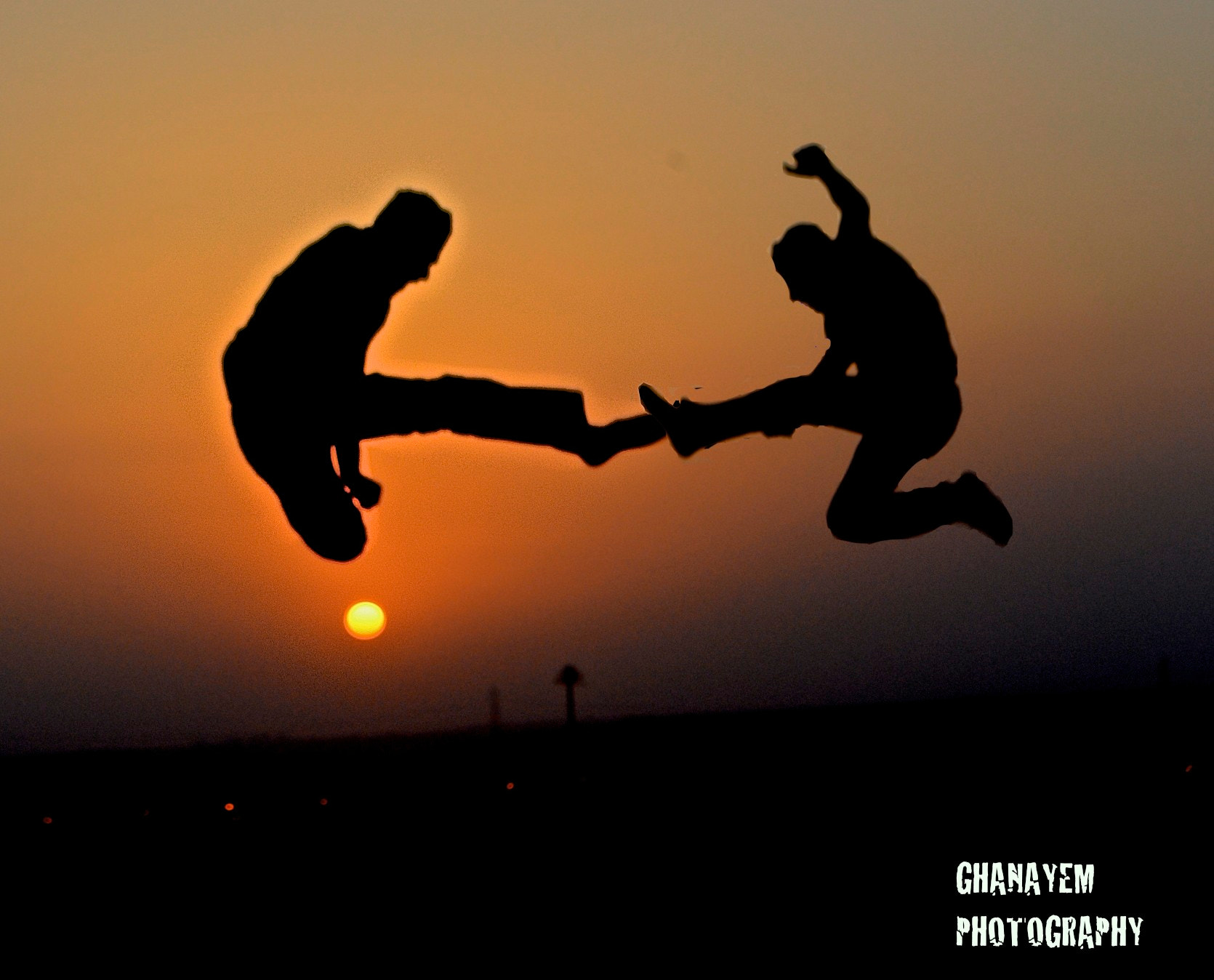 Photograph 1.2.3  Fight ! by jamil ghanayem on 500px